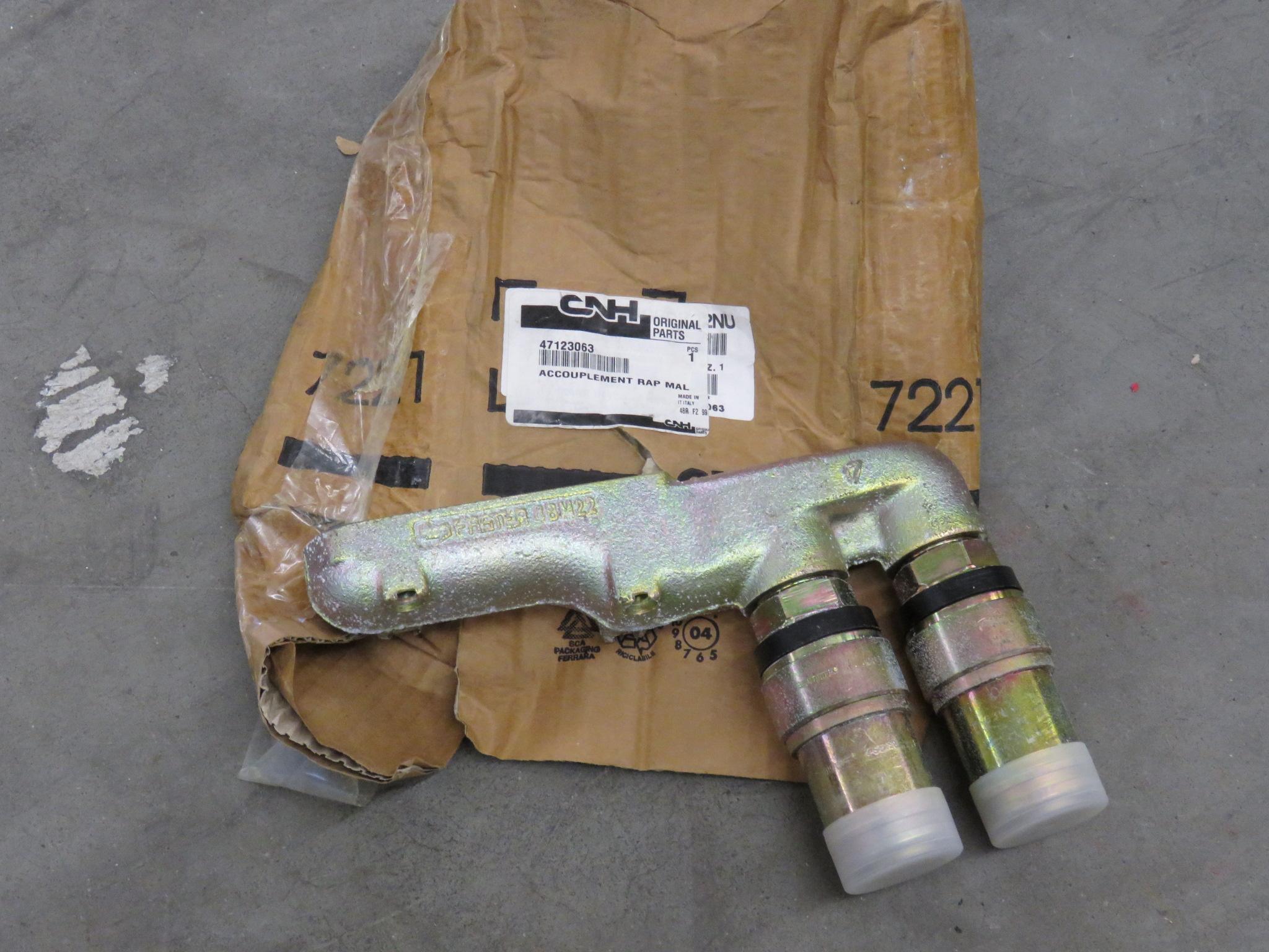 47123063 - Snelkoppelingspen 3e ventiel - TSA