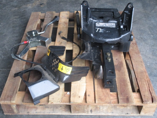 Sauermann Pick-up hitch
