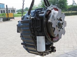 Power shift New Holland B - LB serie - laadgraaf combinatie