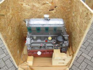 New Holland TL motor met Turbo