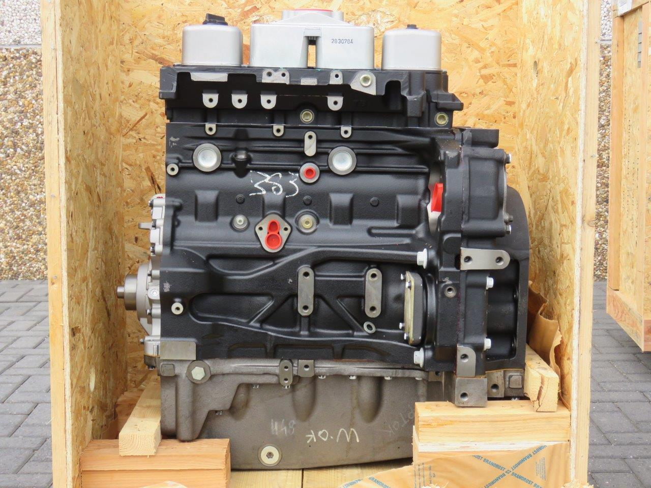 Long block - 4 cylinder (without turbo)