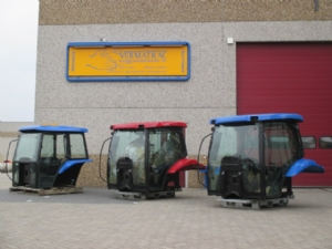 Cabine New Holland TSA, T6000, T6., T7000, T7.