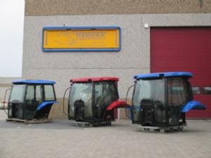 Cabine New Holland TSA, T6000, T6., T7000, T7.