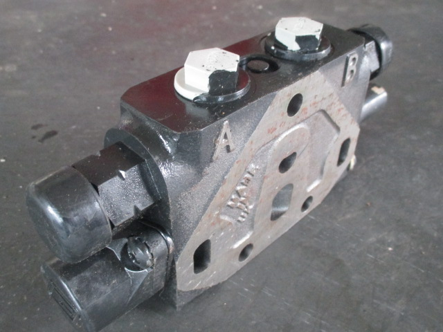 Hydraulic spoolvalve